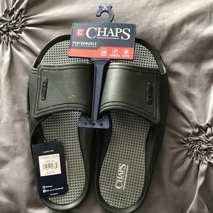 f0b6c12df0c6b NWT Chaps Men's Sandals NWT